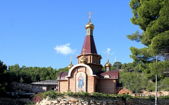 Russisk Ortodokse Kirke i Altea