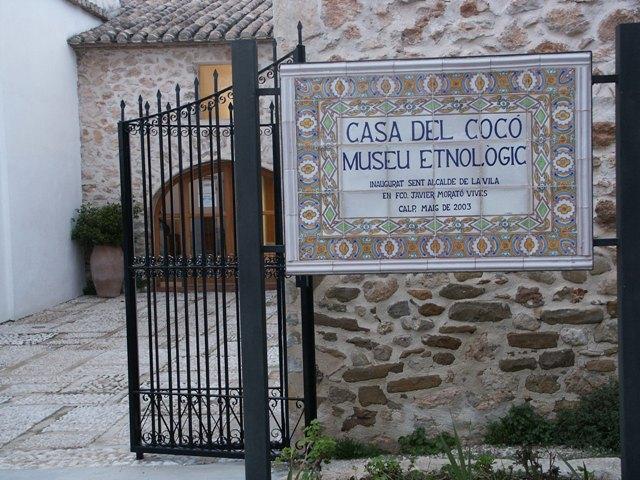 Museo etnológico Casa Cocó i Calpe