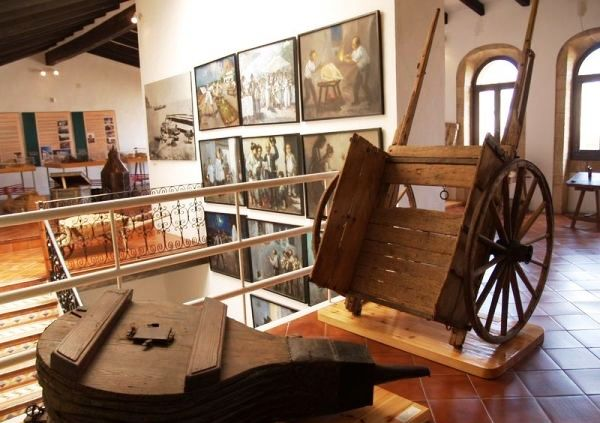 Soler blasco archaeological museum i Javea