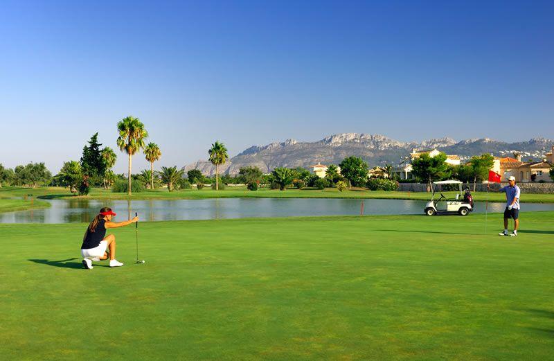 Golf Oliva