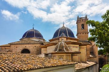 Iglesia de san Roque Oliva