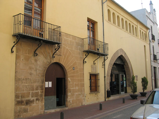 Museum Casa Mayans Oliva