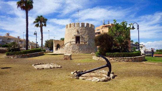 El Moro og La Mata i Torrevieja