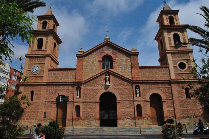Iglesia Arciprestal de la inmaculada concepcion i Torrevieja
