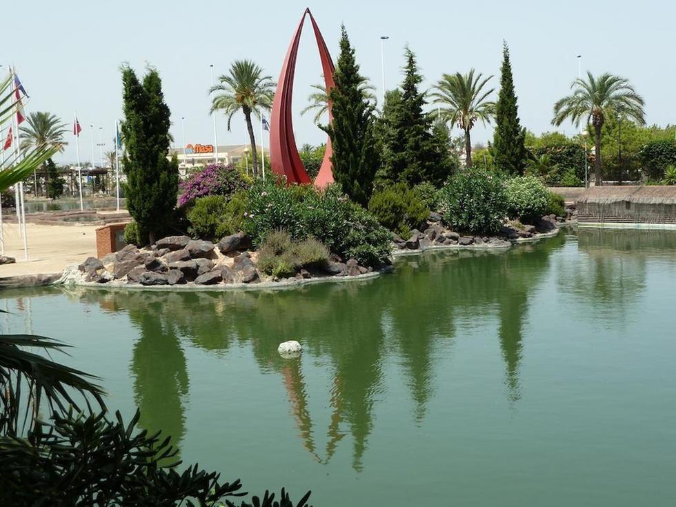 Parque de las Naciones i Torrevieja