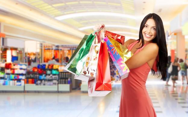 Shopping i Valencia