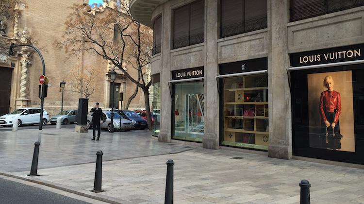 Designer butikker i Valencia