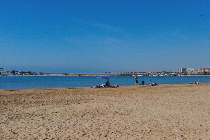 Playa del Acequion i Torrevieja