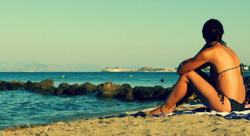 Strand og sandstrender i Torrevieja