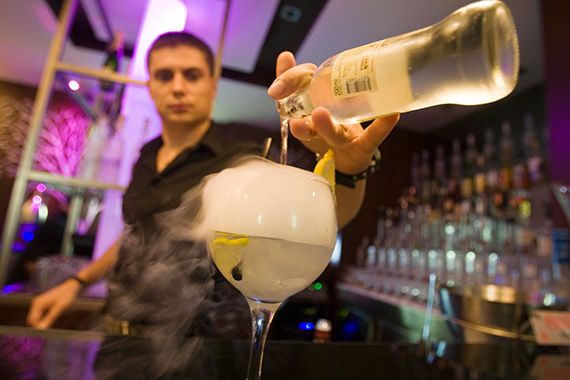 Anfiteatro Gin & Ron Club i Torrevieja