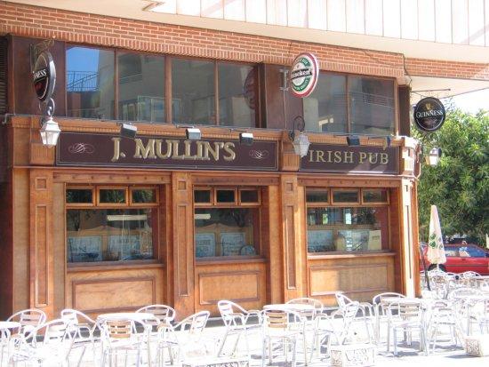J.Mullin`s i Torrevieja