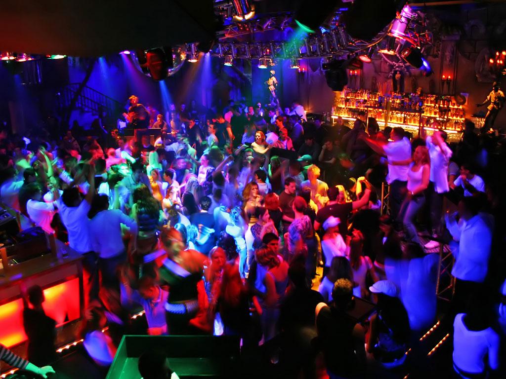 Uteliv, barer og nattklubber i Torrevieja