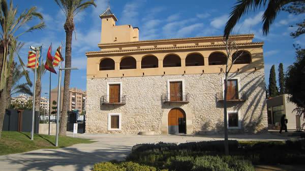 Barbera del Aragones Museum i Villajoyosa