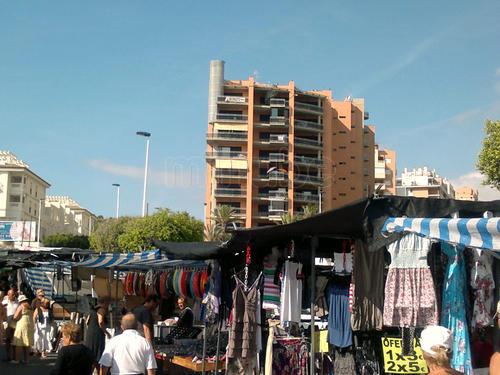 Markedet i Villajoyosa