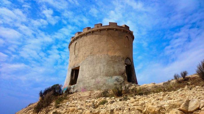 Torre de la Malladeta i Villajoyosa