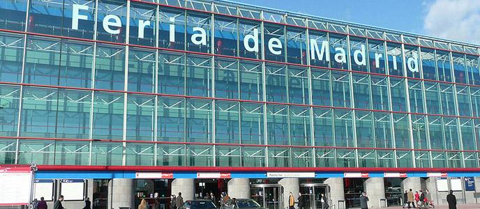 Aeropuerto feria de Madrid