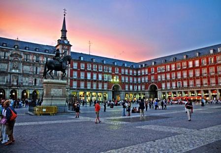 Austrias i Madrid