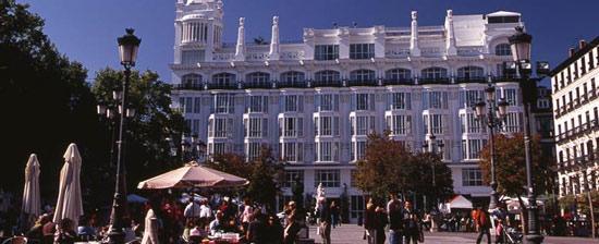 Barrio de las letras distrikt i Madrid
