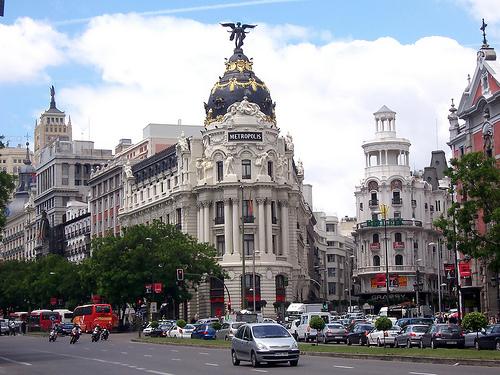 Barrio de Salamanca distrikt i Madrid