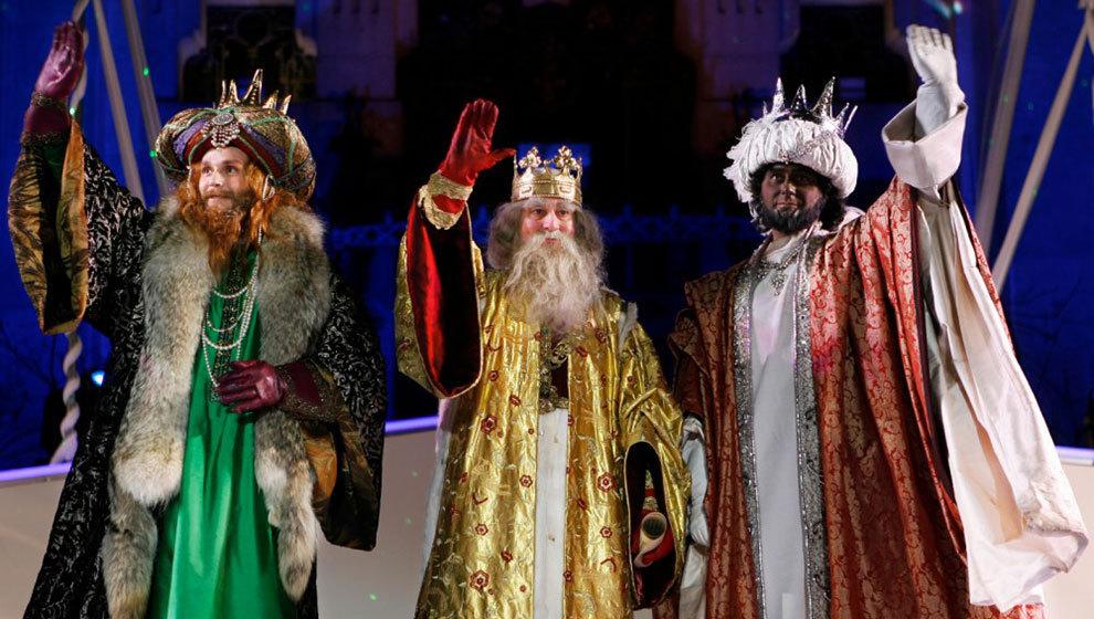 De Hellige Tre Kongers Dag i Valencia