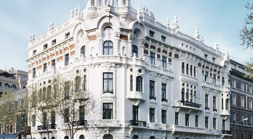 Hotell AC Palacios del Retiro i Madrid