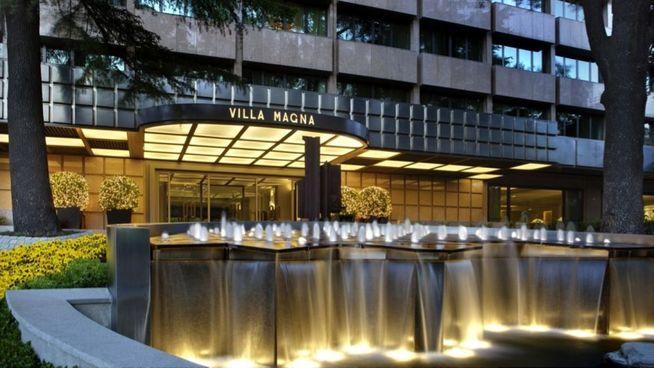 Hotel Villa Magna i Madrid