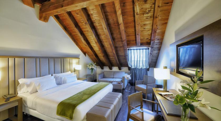 Hotell NH Palacio de Tepa i Madrid