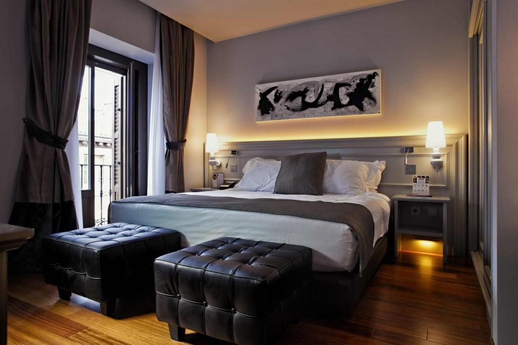 Preciados hotell i Madrid