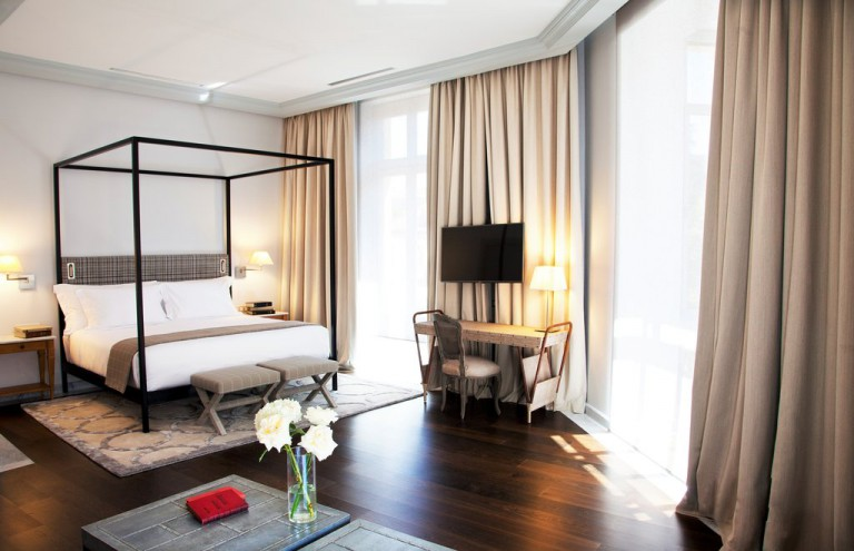 Urso Hotel and Spa i Madrid