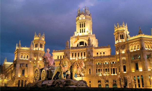 Reisetips Madrid Spania
