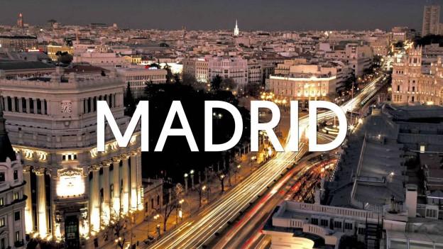 Klimaet i Madrid