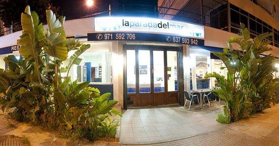 Restaurant  La Parada del Mar Mallorca