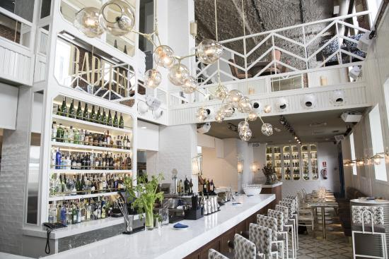 Restaurant Babelia i Madrid