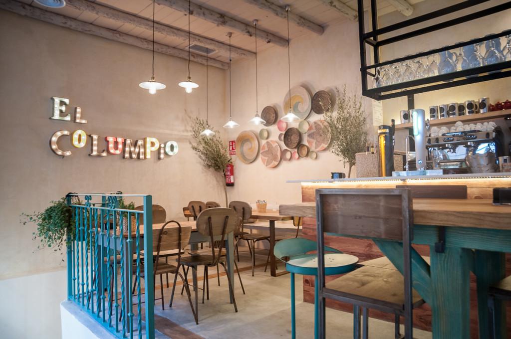 Restaurant El Columpio i Madrid