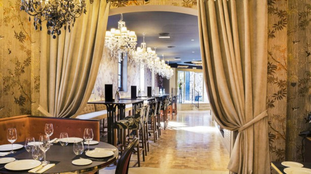 21 Topp Restauranter I Madrid