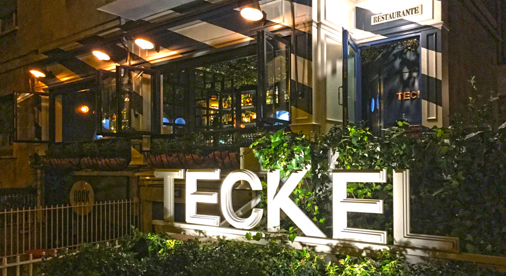 Restaurant Teckel i Madrid