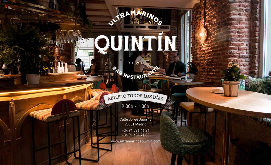 Restaurant Ultramarinos Quintin