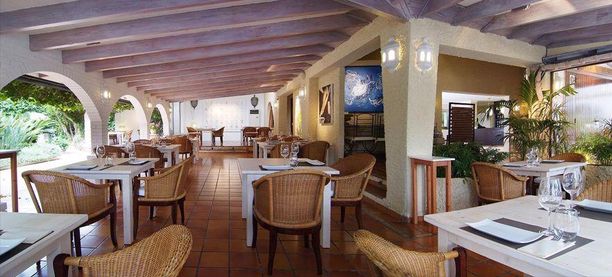 Restaurant Jardin Mallorca