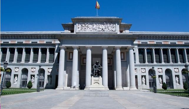 Museo del Prado i Madrid