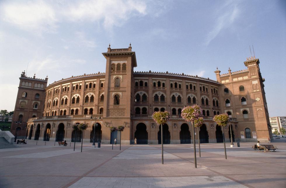 Attraksjon i Madrid Plaza de Toros de las Ventas