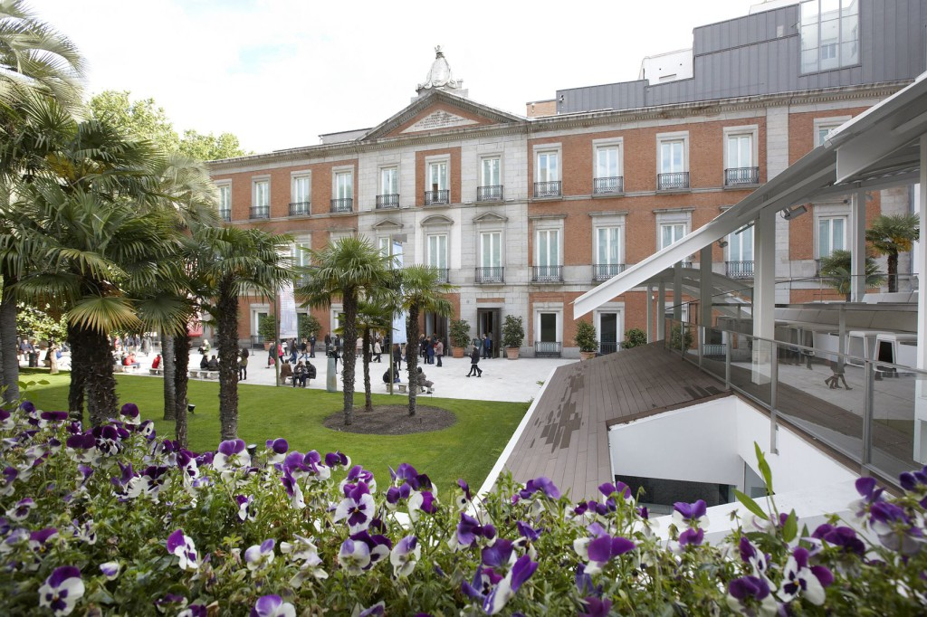 Thyssen Museet i Madrid