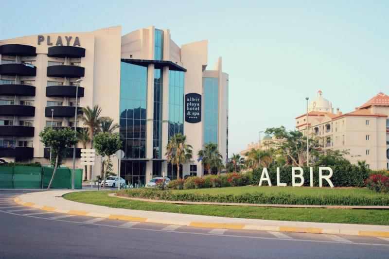 Albir sentrum shopping