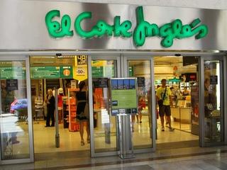 El Corte Ingles Jaume lll Mallorca