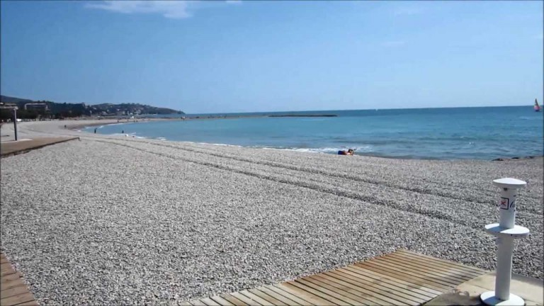 Playa Els Terriers Benicassim i Valencia