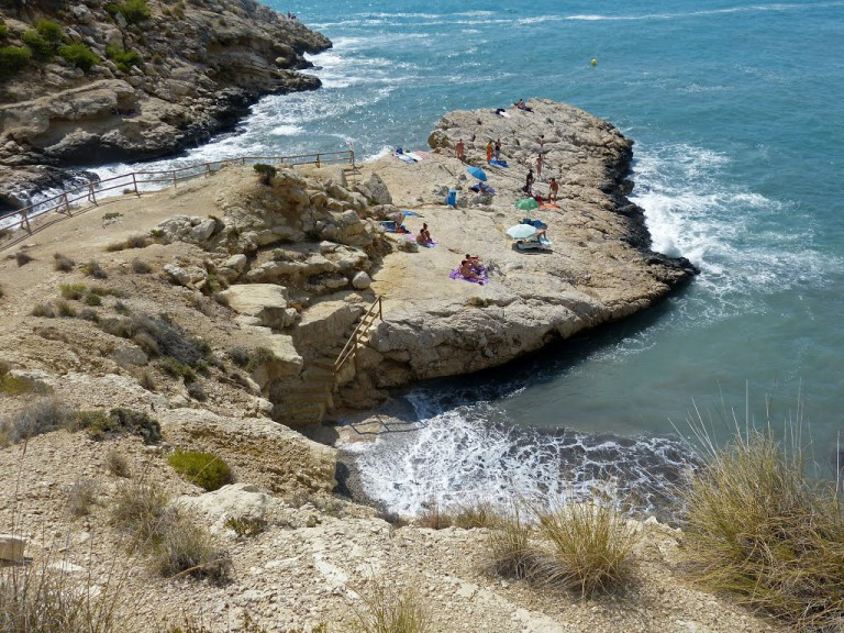 Playa Raco Conill i Valencia