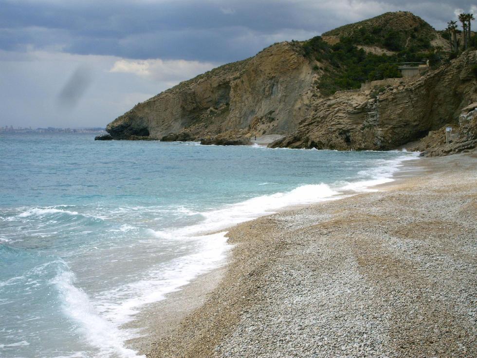 Playa l`Esparrello i Valencia