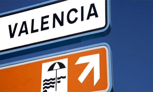 Stand i Valencia