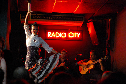 Radio City i Valencia