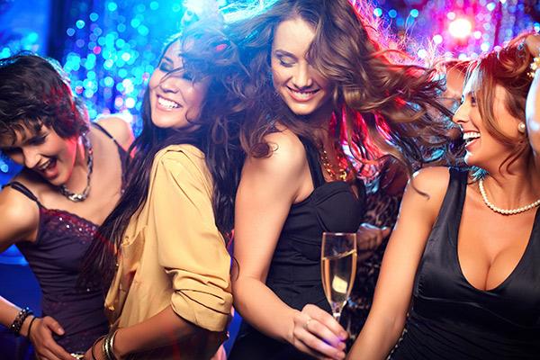 Nattklubber, barer og uteliv i Valencia