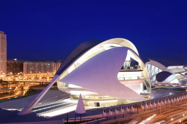 Provinsen Valencia i Spania